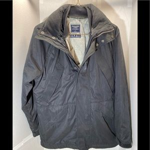 Abercrombie & Fitch Mens Down Coat Size S